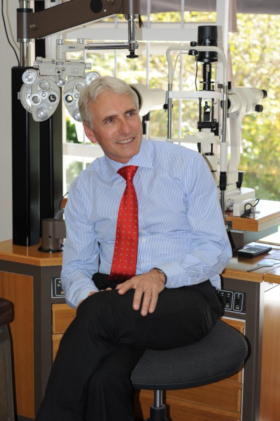 Photo of Dr Michael Mesham, Eye Laser Surgeon in Cape Town, South Africa