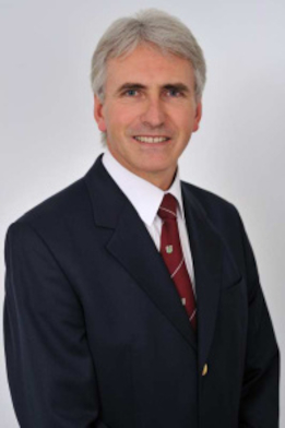 Picture of Cape Town eye laser surgeon, Dr Michael Mesham